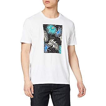 Lee Botanical Print Tee T-Shirt, Black (Black 01), XXX-Large Men