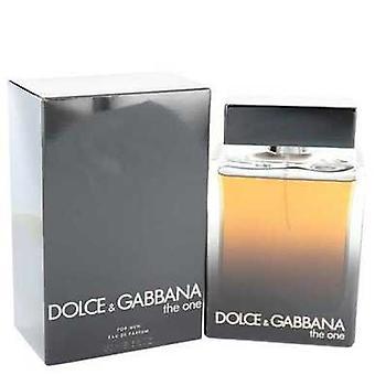 The One By Dolce & Gabbana Eau De Parfum Spray 5.1 Oz (men) V728-531643