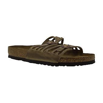 Birkenstock dame Granada åben tå Casual dias sandaler