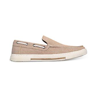 Kenneth Cole Reaction Mens Ankir Slip On Fabric Low Top Slip On Fashion Sneakers
