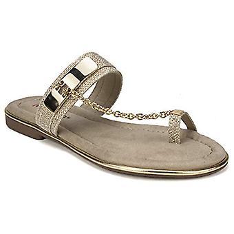 RIALTO Women's Flat Sandal