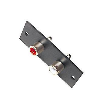 Rca Socket Bakelite Plate
