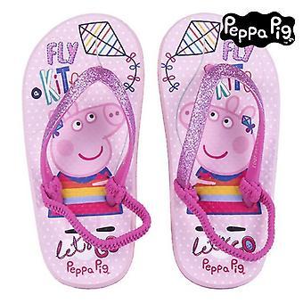 Flip Flops for Children Peppa Pig Pink