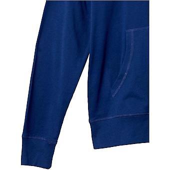 Essentials Herren Leichtes Jersey Pullover Hoodie