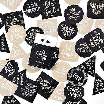 Make A Wish Mini Sticker Scrapbook