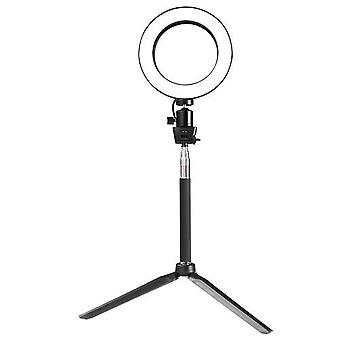 Led ronde video camera ring licht