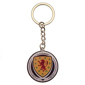 Scotland FA Keyring