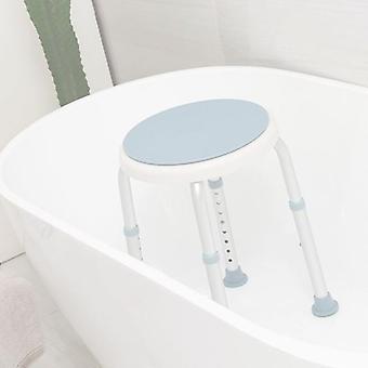 Регулируемый вращающийся стул для душа Стул, Скамейка для ванны с противоскользящим