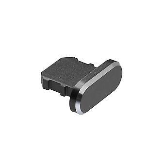 Metal Anti praf Încărcător Dock Plug Dop Capac Capac Capac pentru accesorii telefon mobil