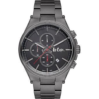 Lee Cooper Armbåndsur Menn Edgar LC07190,050 Gris