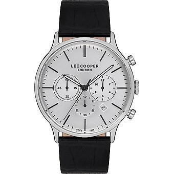 Lee Cooper Armbandsur Män Steeve LC07152,331 Noir
