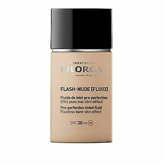 Facial Corrector Flash Nude Filorga Nº 03 Amber (30 ml)