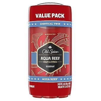 Desodorante da coleção vermelha da velha especiaria para homens