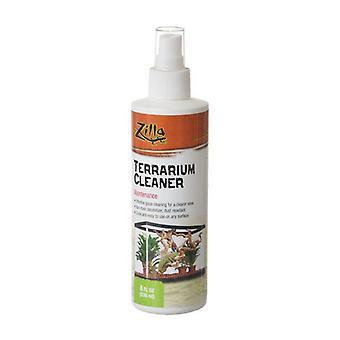 Zilla Terrarium Cleaner Spray - 8 oz