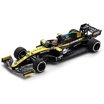 Renault R.S. 20 Daniel Ricciardo (3. eifel GP 2020) harpiks modell