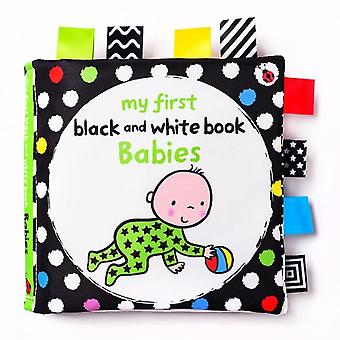Baby Book Soft Cloth Books Toddler Develop Cognize Reading Puzzle Toys For Kids