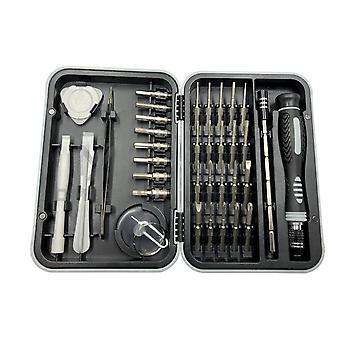 36 in 1 magnetische multifunctionele schroevendraaier kit, hoge precisie reparatie tools voor telefoon, iphone, computer, horloge, speelgoed
