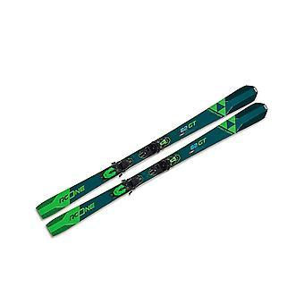 Fischer RC One 82 GT Twin Powerrail Rsw 11 GW PR Smu 2021 P09319 esquís masculinos