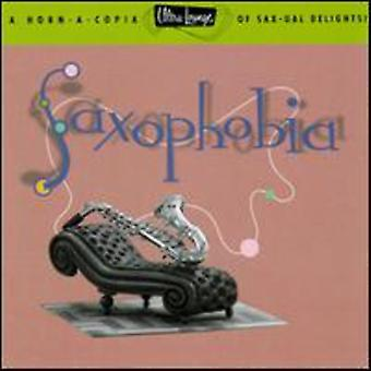 Ultra Lounge - Ultra Lounge: Vol. 12-Saxophobia [CD] USA import