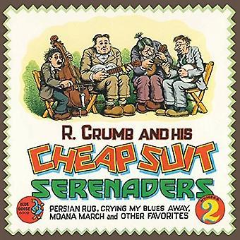 R. Crumb y su barato Suit Serenaders - importación de Estados Unidos número 2 [vinilo]