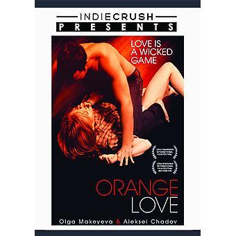 Orange Love [DVD] USA import