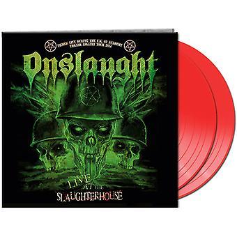 Aanval - Live in het slachthuis (rood Vinyl) [Vinyl] USA importeren