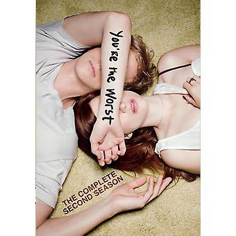 Vous êtes le pire: importation USA The Complete Second Season [DVD]