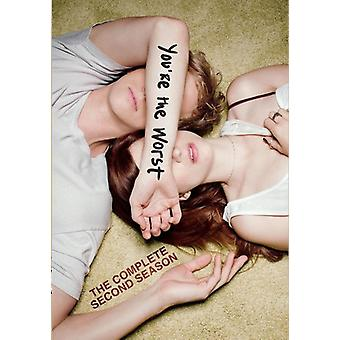 Je bent de ergste: The Complete tweede seizoen [DVD] USA import