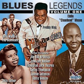 Blues Legends - Vol. 1-Blues Legends [CD] USA import