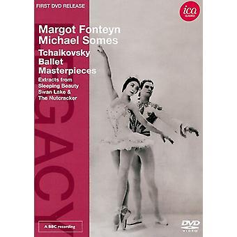 B. Tjajkovskij - balett mästerverk [DVD] USA import