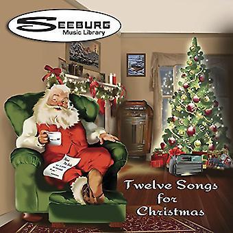 Seeburg Music Library: 12 Songs for Christmas / Va - Seeburg Music Library: 12 Songs for Christmas / Va [CD] USA import