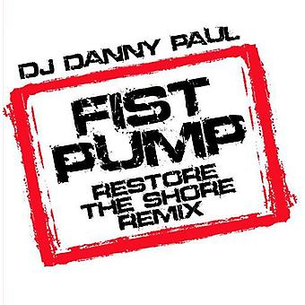 DJ Danny Paul - puño bomba [CD] USA importar