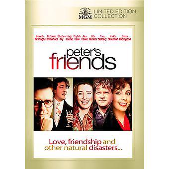 Peter's Friends [DVD] USA importeren