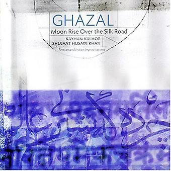 Ghazal - Moon Rise in the Silk Road [CD] USA importieren