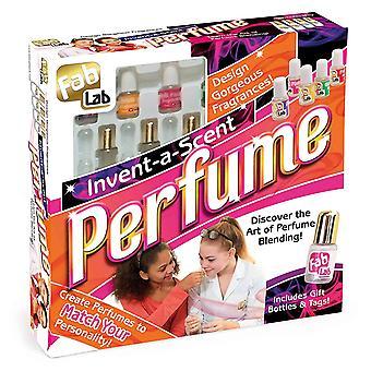 FabLab inventer-a-parfum parfum
