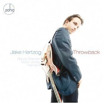 Jake Hertzog - Throwback [CD] USA import