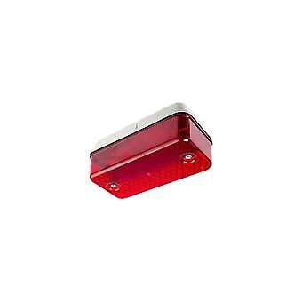 Ansell переборка 100W E27 Красный объектив