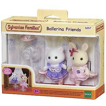 Sylvanian Families Ballerina vrienden Playset