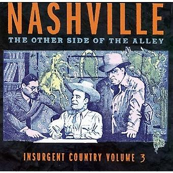 Various Artist - Insurgent Country 3 [CD] USA import
