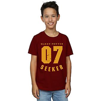 Harry Potter T-Shirt Boys Seeker 07