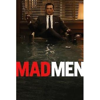 Mad Men - Дон Дрейпер наводнение плакат плакат печати
