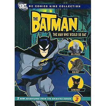 Batman-Man chi sarebbe essere Bat Vol. 2-stagione 1 [DVD] Stati Uniti importare