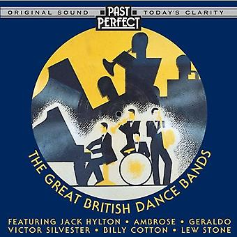 Great British 20s, 30s & 40s Dance Bands: Audio CD Various Artists