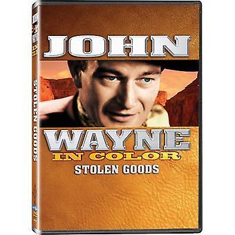 John Wayne - Stolen Goods [DVD] USA import