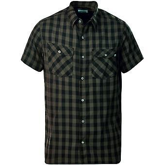 Berghaus Explorer 2.0 SS Shirt - Green/Dark Green