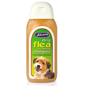 Johnsons floh Cleansing Shampoo für Hunde 200ml