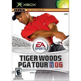 Tiger Woods PGA Tour 2006 spel-nieuw