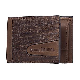 Bruno banani mens wallet wallet purse Brown 3773