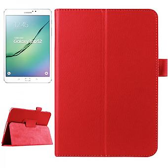Red cover case for Samsung Galaxy tab S2 8.0 SM T710 T715 T715N