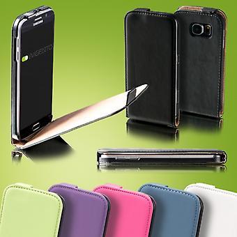 Flipcase veske for smartphones